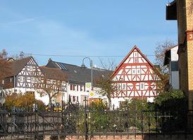 Daxweiler Fachwerkhäuser